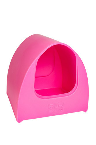 Poultry Palace Chicken Nest Box Pink