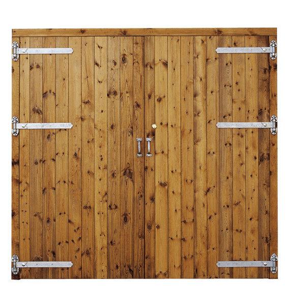 Pair of Garage Doors