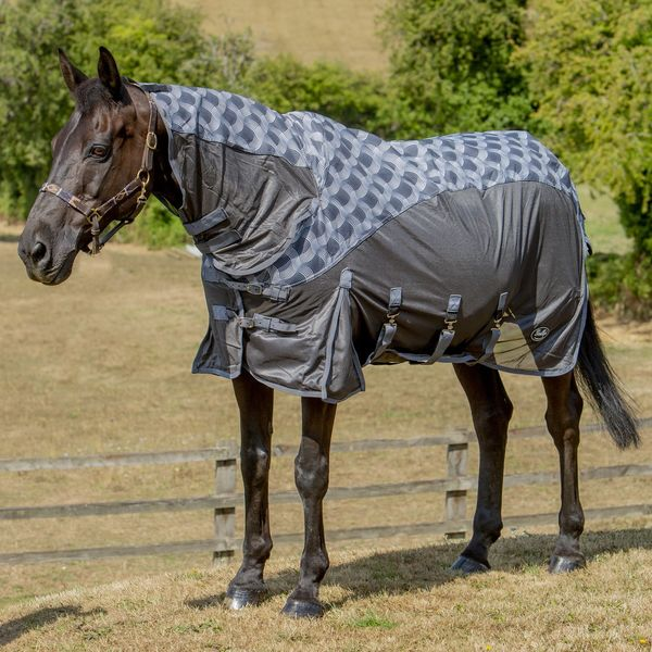 Patterned Turnout Fly Rug image #1