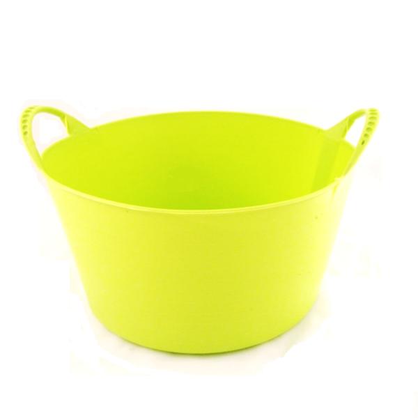 Green 15Lt Flexible Tub