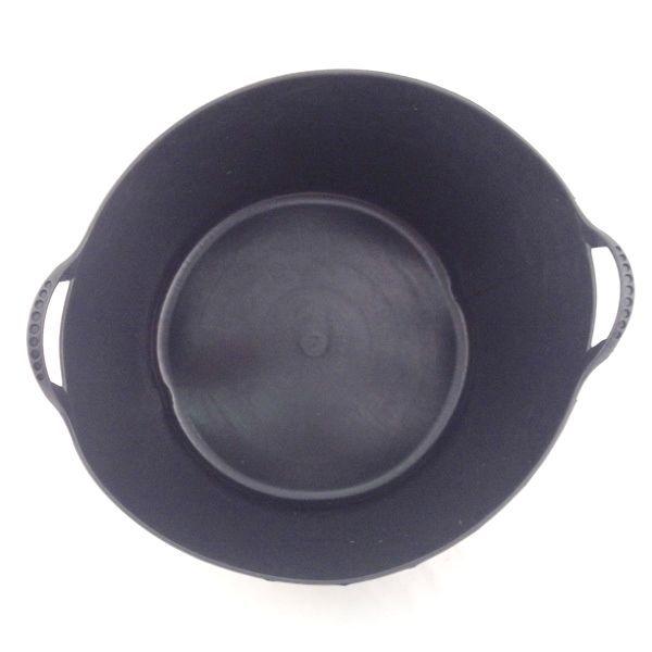 Black X Large Flexible Tub