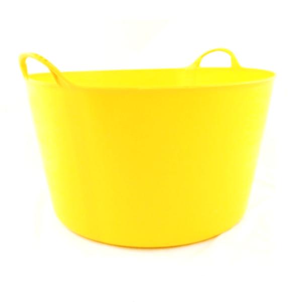 Yellow X Large Flexible Tub