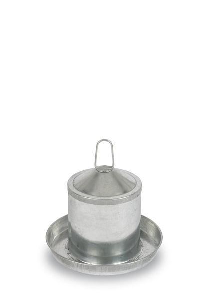 2ltr Metal Poultry Drinker image #1