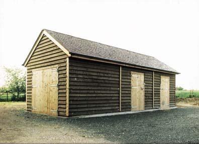 Utility Building, Garage & Laundry Room