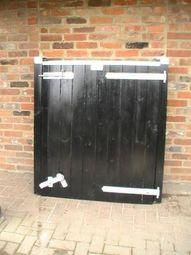 Customised Painted Stable Doors