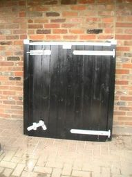 Customised Painted Stable Doors