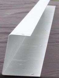 Galvanised Door Chew Strip