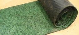 Fibre Glass Mineral Strip In Green 7.5m x 0.33m