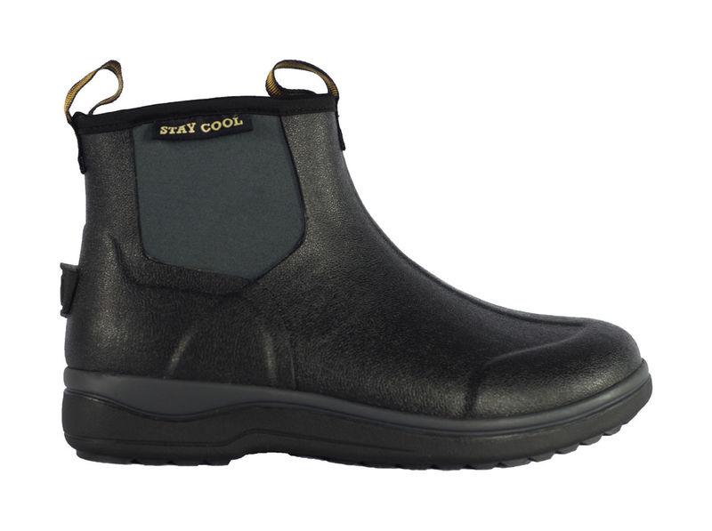 Short Mud Boots