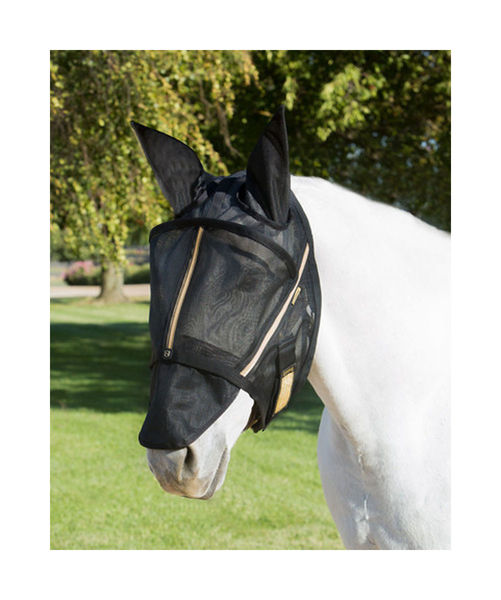 Noble Outfitters Guardsman Flymask with Ears image #1