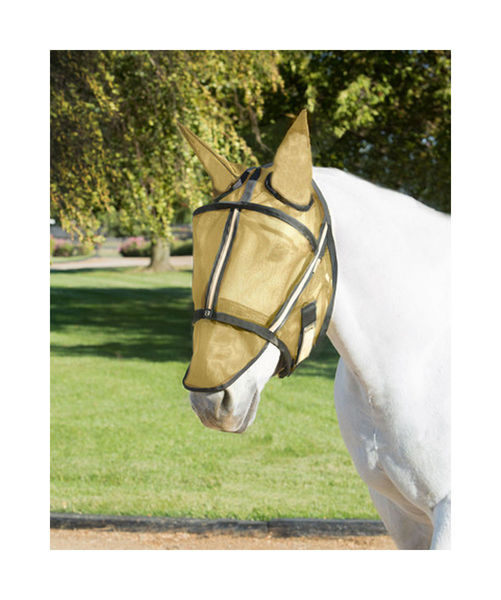Noble Outfitters Guardsman Flymask with Ears image #2