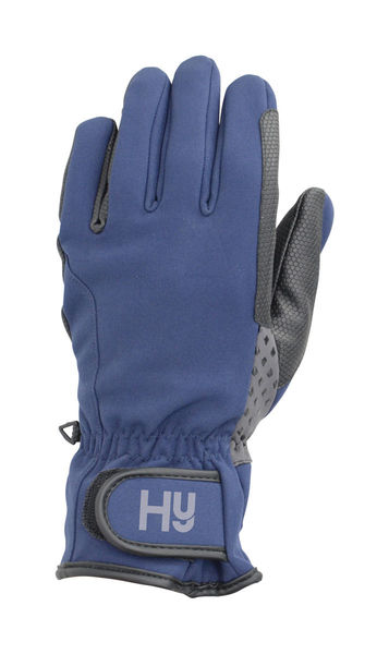 Hy5 Water Repellent Softshell Riding Gloves image #1