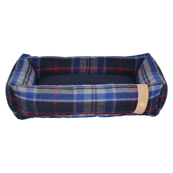 Large Navy Check