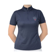 HyRider Signature Sports Shirt - Blue & Red