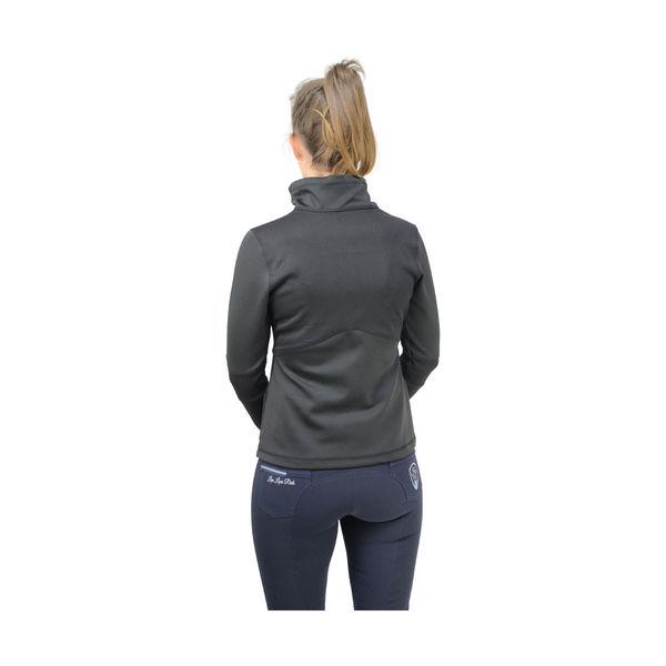 Black HyFASHION Sport Active Rider Jacket image #2