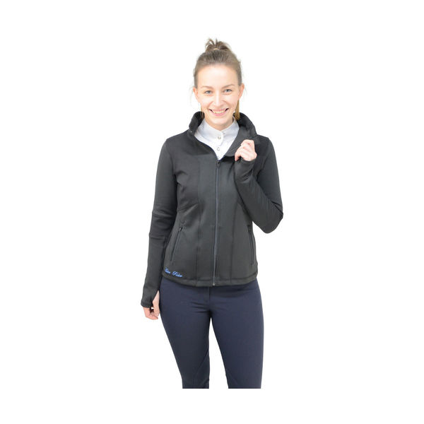 Black HyFASHION Sport Active Rider Jacket image #1