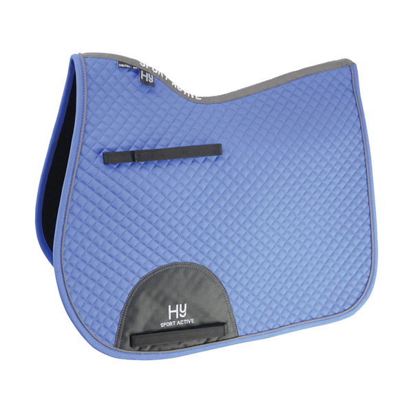 HyWITHER Sport Active GP Saddle Pad regal blue