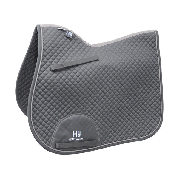 HyWITHER Sport Active GP Saddle Pad black