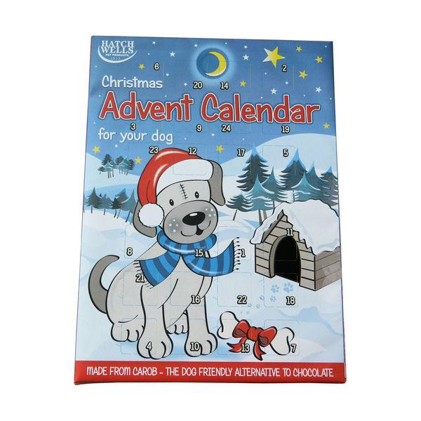 Dog Carob Advent Calendar image #1