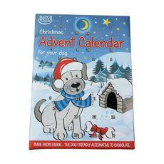 Dog Carob Advent Calendar