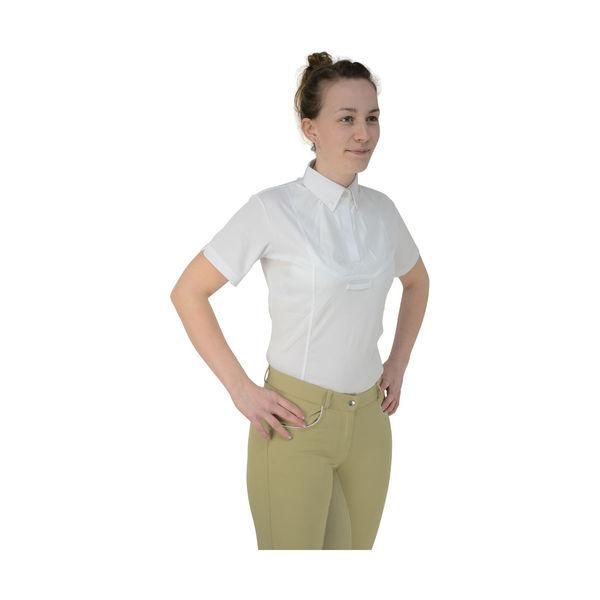 Hy Fashion Ladies Tilbury Short Sleeved Shirt  image #1