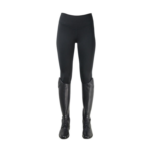 Riding tights black large