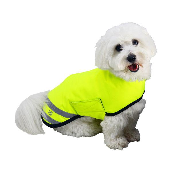 HyVIZ Reflector Waterproof Dog Coat image #1