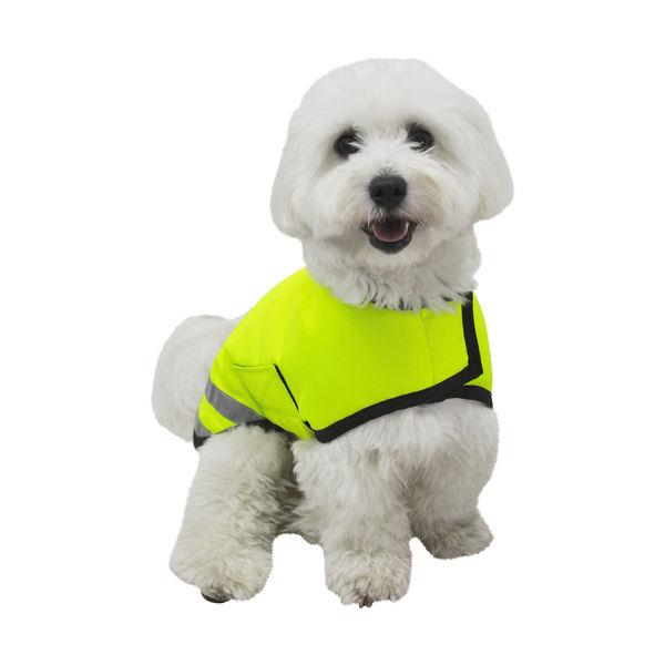 HyVIZ Reflector Waterproof Dog Coat image #3