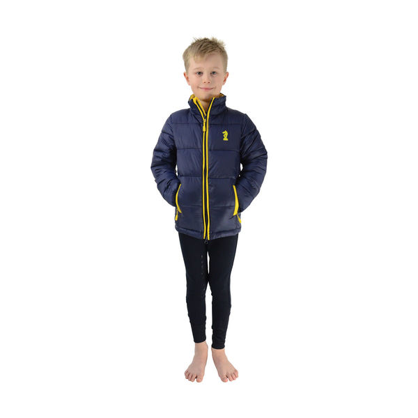 Lancelot Padded Jacket by Little Knight 9-10yrs