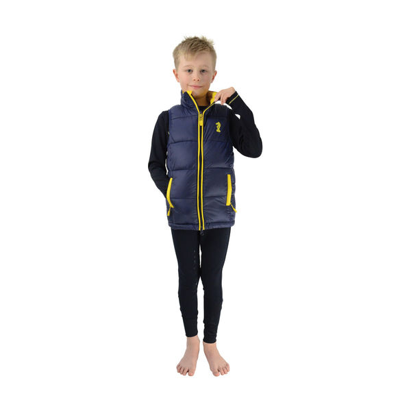 Lancelot Padded Gilet by Little Knight 5-6 years