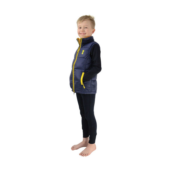 Lancelot Padded Gilet by Little Knight 9-10 years