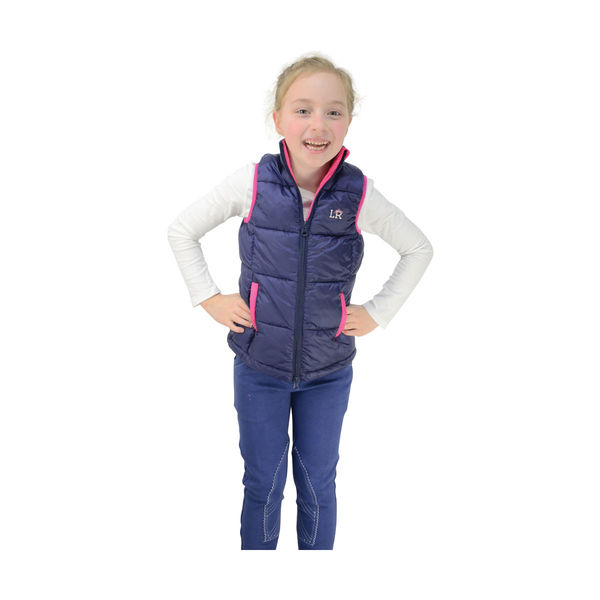 Annabelle Padded Gilet by Little Rider 9-10 years