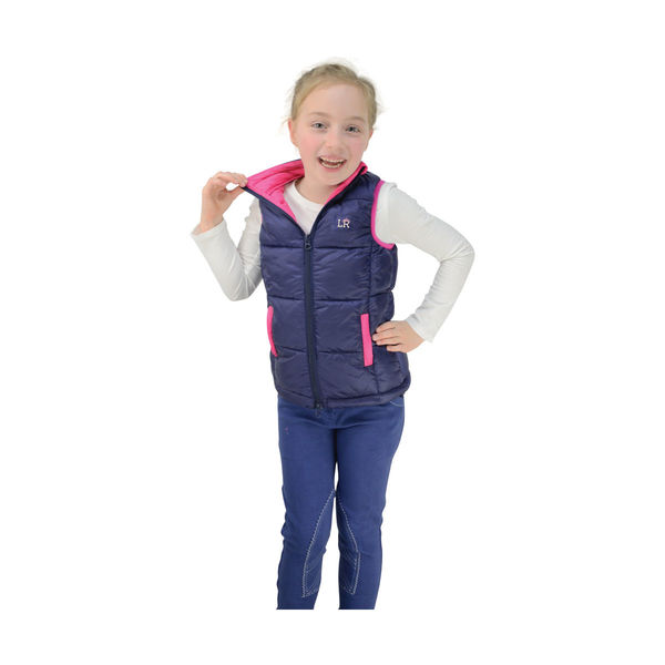 Annabelle Padded Gilet by Little Rider image #1