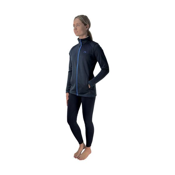 Hy Signature Softshell Jacket, navy/blue, XL (16-18)