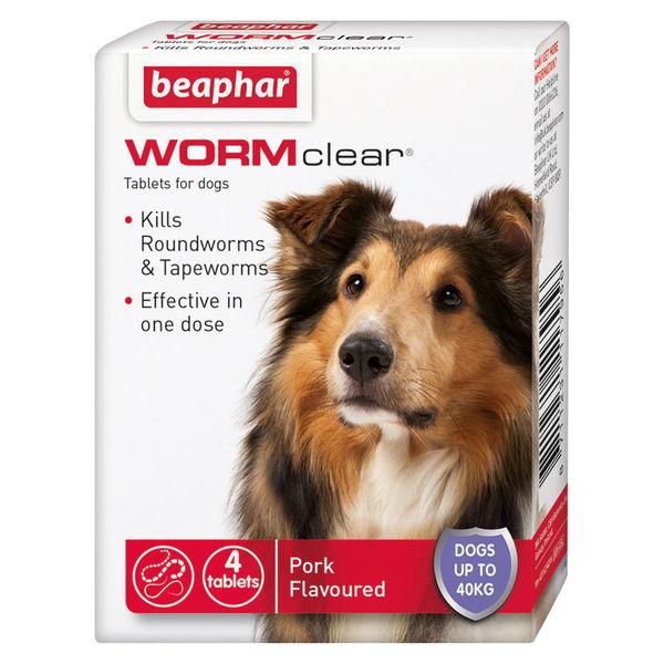 Wormclear Dog