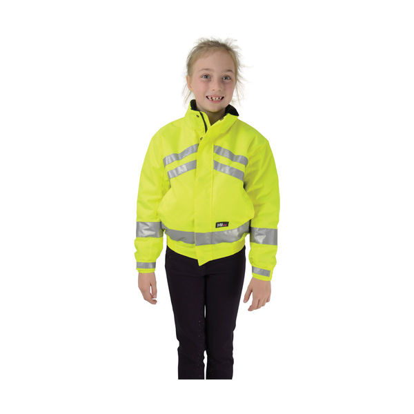 HyVIZ Reflective Waterproof Children's Blouson image #1
