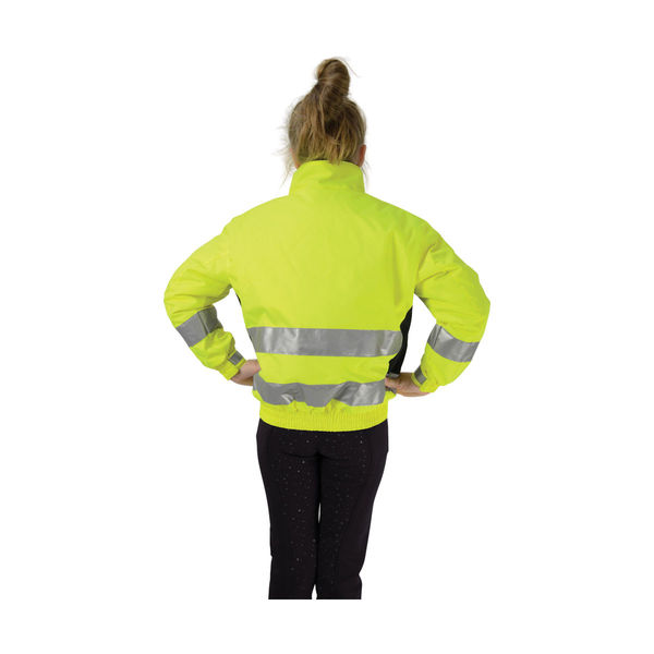 HyVIZ Reflective Waterproof Children's Blouson image #2