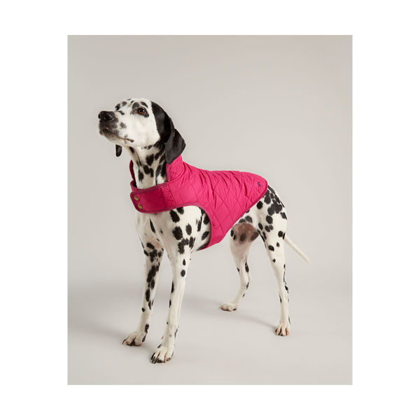 Joules Quilted Dog Coat image #1
