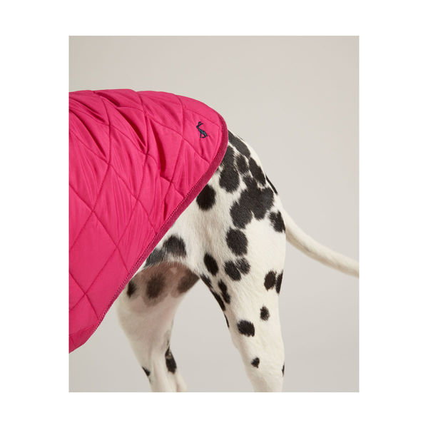 Joules Quilted Dog Coat image #2