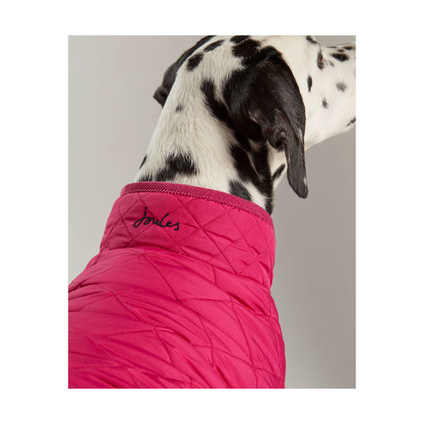 Joules Quilted Dog Coat image #4