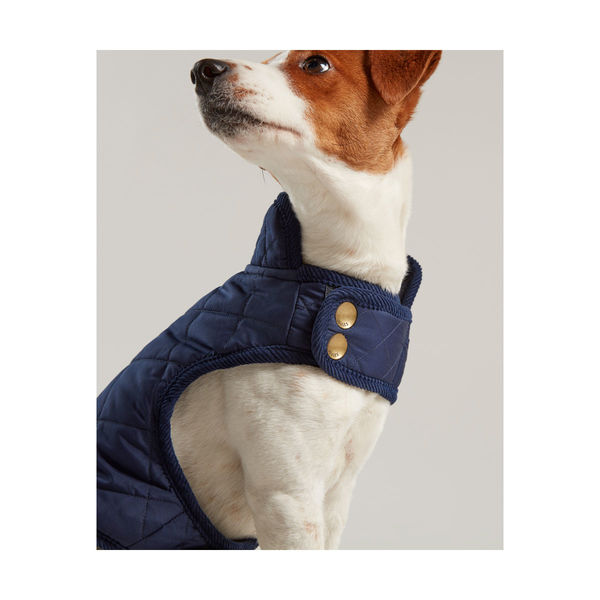 Joules Quilted Dog Coat image #8