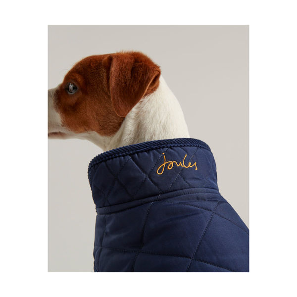 Joules Quilted Dog Coat image #6