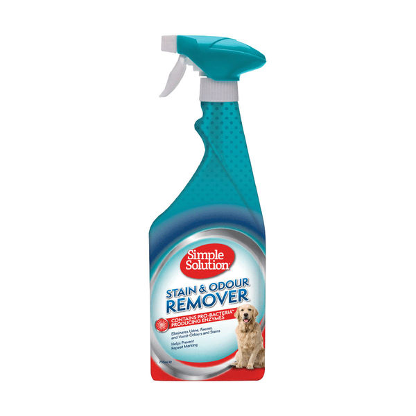 Simple Solution Stain & Odour Remover for Dogs image #1
