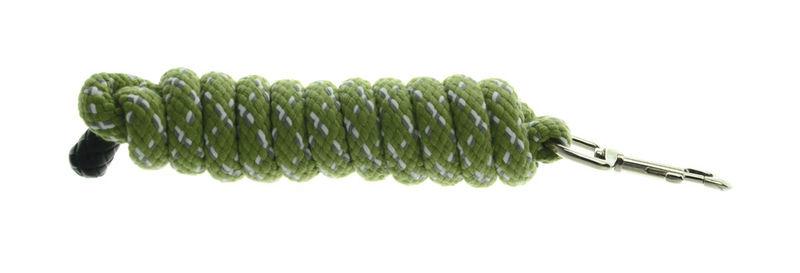 Hy Fleck Lead Rope Green