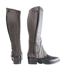 Hy Leather Half Chaps