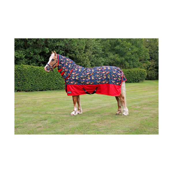 StormX Original 200 Combi Turnout Rug - Thelwell Collection image #1