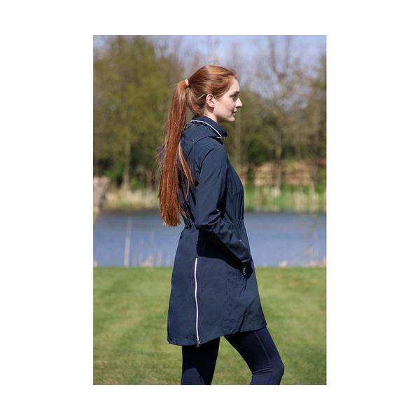 Hy Equestrian Synergy Long Rain Jacket image #2