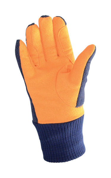 Hy5 Children's Winter Two Tone Riding Gloves image #3
