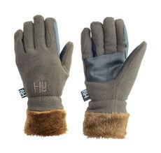 Hy5 Fur Lined Fleece Gloves