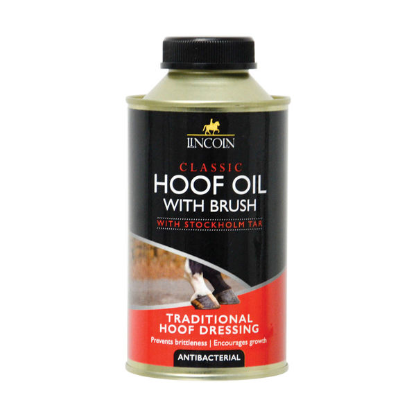 Lincoln Classic Hoof Oil - With Brush image #1